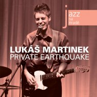 Lukáš Martinek Private Earthquake - CD