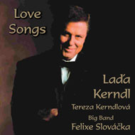 Laďa Kerndl: Love Songs - CD