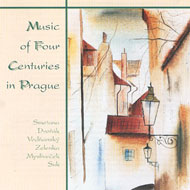 Music of Four Centuries in Prague
