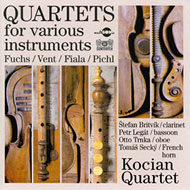 Fuchs, Vent... / Quartets for Various Instruments