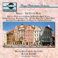 Smetana, Dvořák... / Prague – The City of Music
