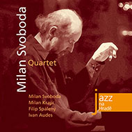 Milan Svoboda Quartet - CD