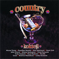 Country koktejl - CD