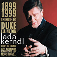 Laďa Kerndl: Tribute to Duke Ellington - CD