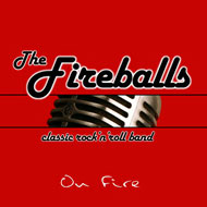 The Fireballs: On Fire - CD